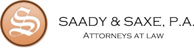 Saady & Saxe, P.A. - Attorneys at Law